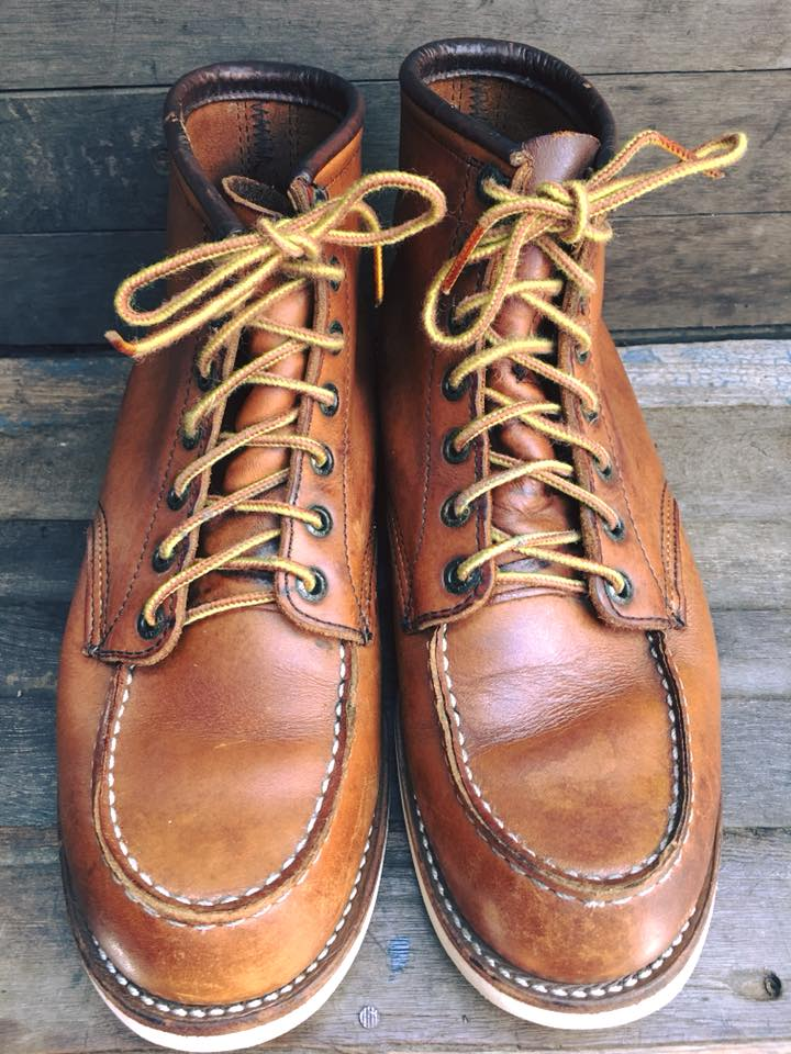 Red wing 875 size 7.5E