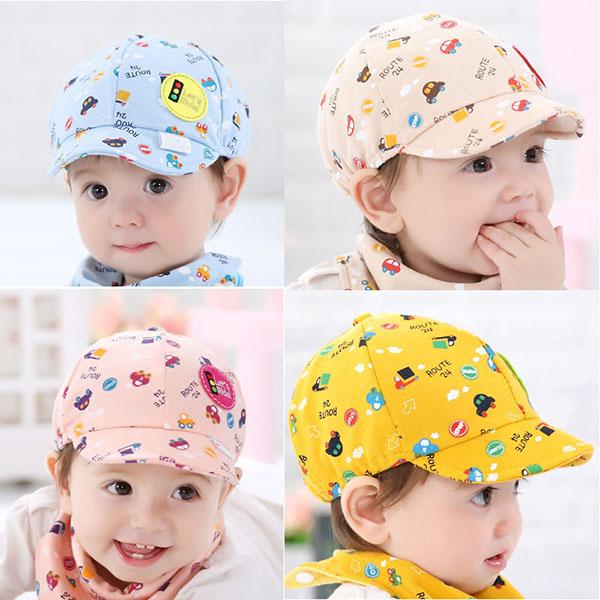 Baby Touch หมวกเด็ก แก๊ป สัญญาณไฟ (Hat - AAD)