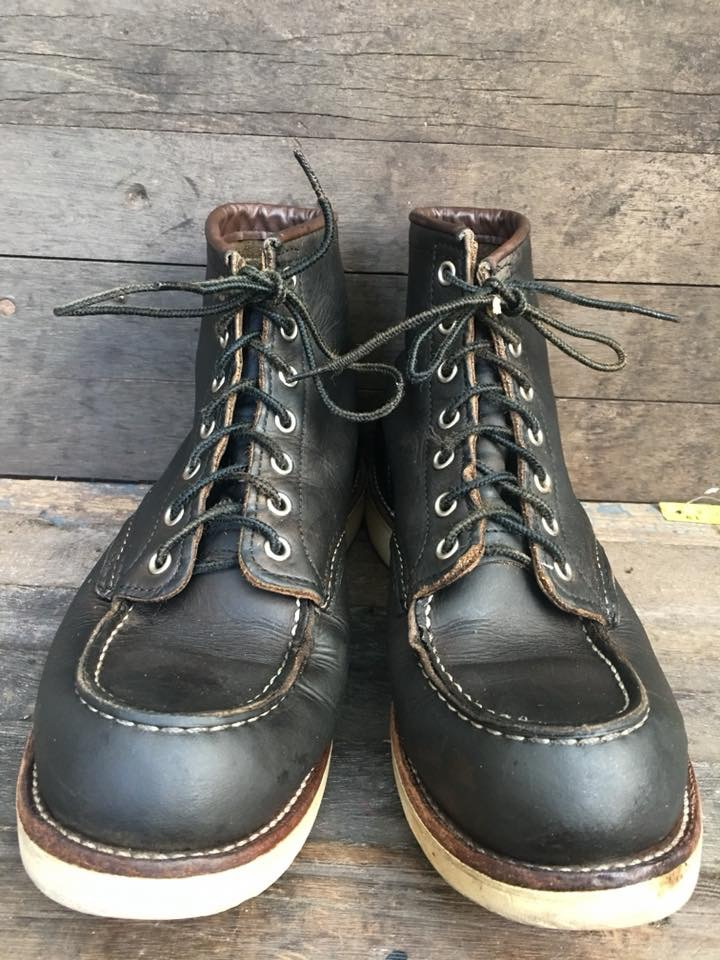 Red wing 8890 size 8.5D