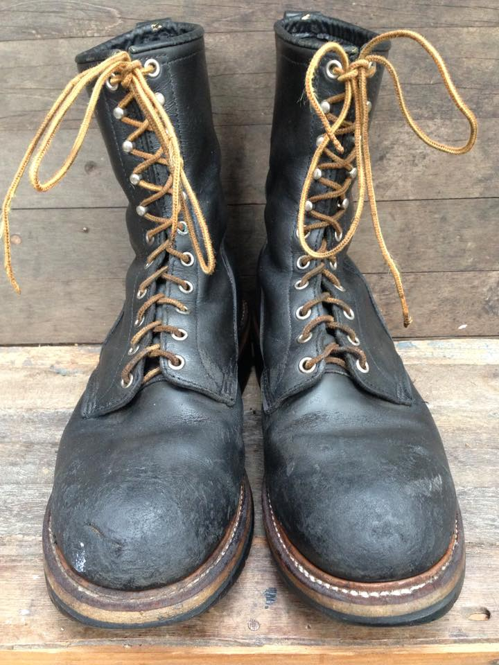 Redwing2218 logger boot size 12