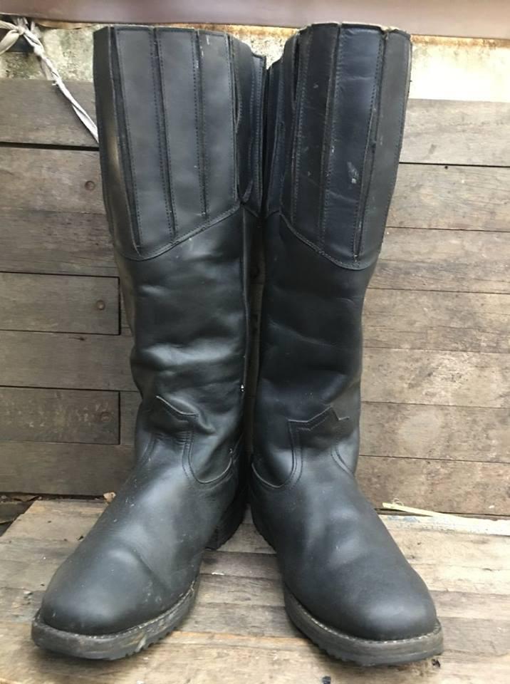 OAK Tree farms boots ขี่ม้า เบอร์10 เดิมๆ