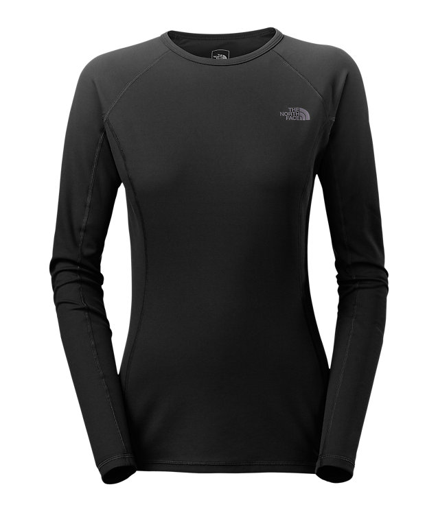 THE NORTH FACE WOMEN'S LIGHT LONG-SLEEVE CREW NECK