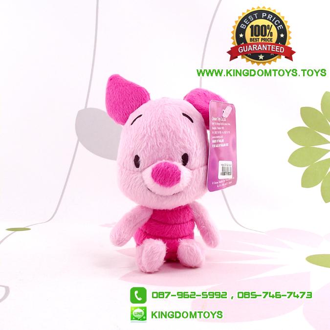 พวงกุญแจ Cutie Piglet 4.5 นิ้ว [Disney]