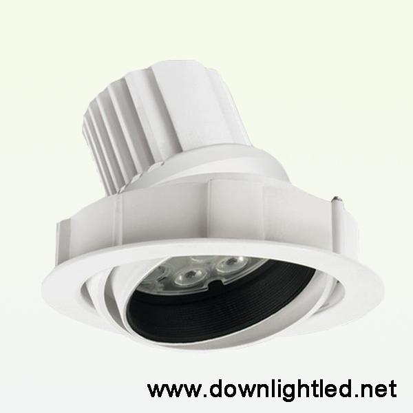ดาวน์ไลท์ LED 12w (Coolwhite)
