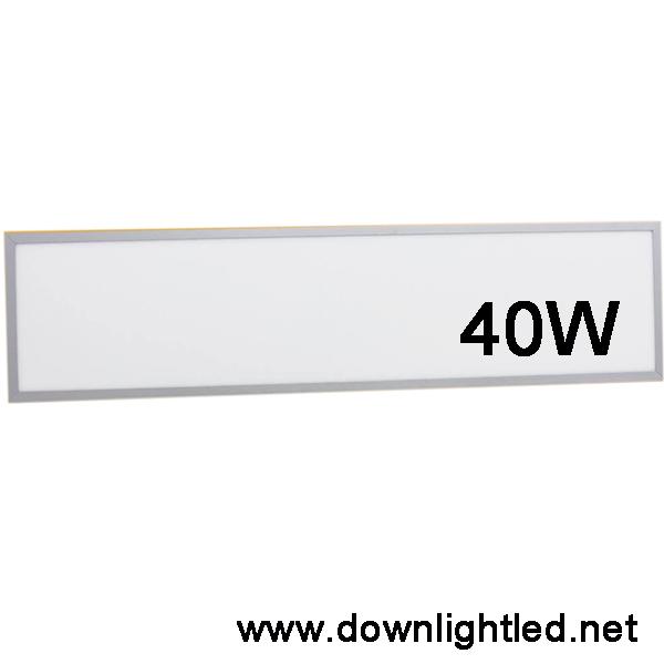 ดาวน์ไลท์ ML Lighting T-bar square LED panel 40w (แสงส้ม)