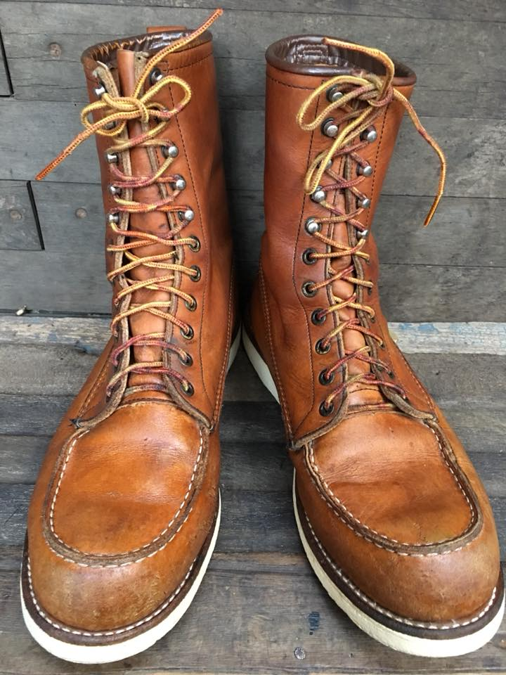 Red wing 10877 size 11.5D