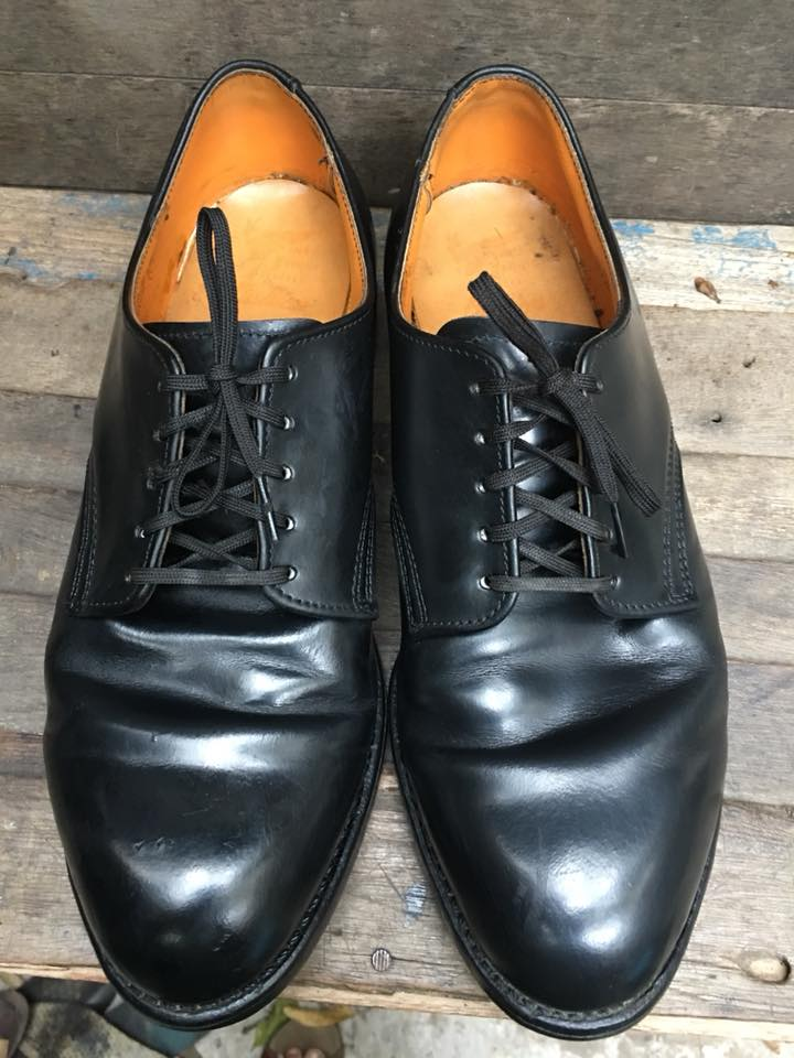 Red Wing Oxford 9109 เป็นตัว WORK Shoes