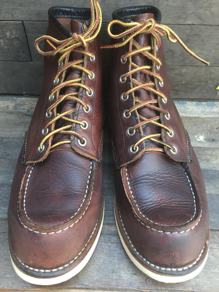 Redwing8138 มือสอง size8.5D