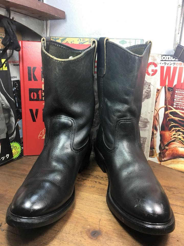 Red wing boot size 13D
