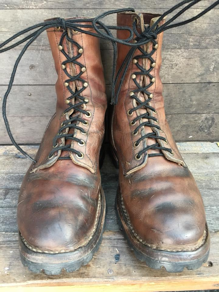 19.SALE Vintage Smorkjump boot เบอร์ 12 usa