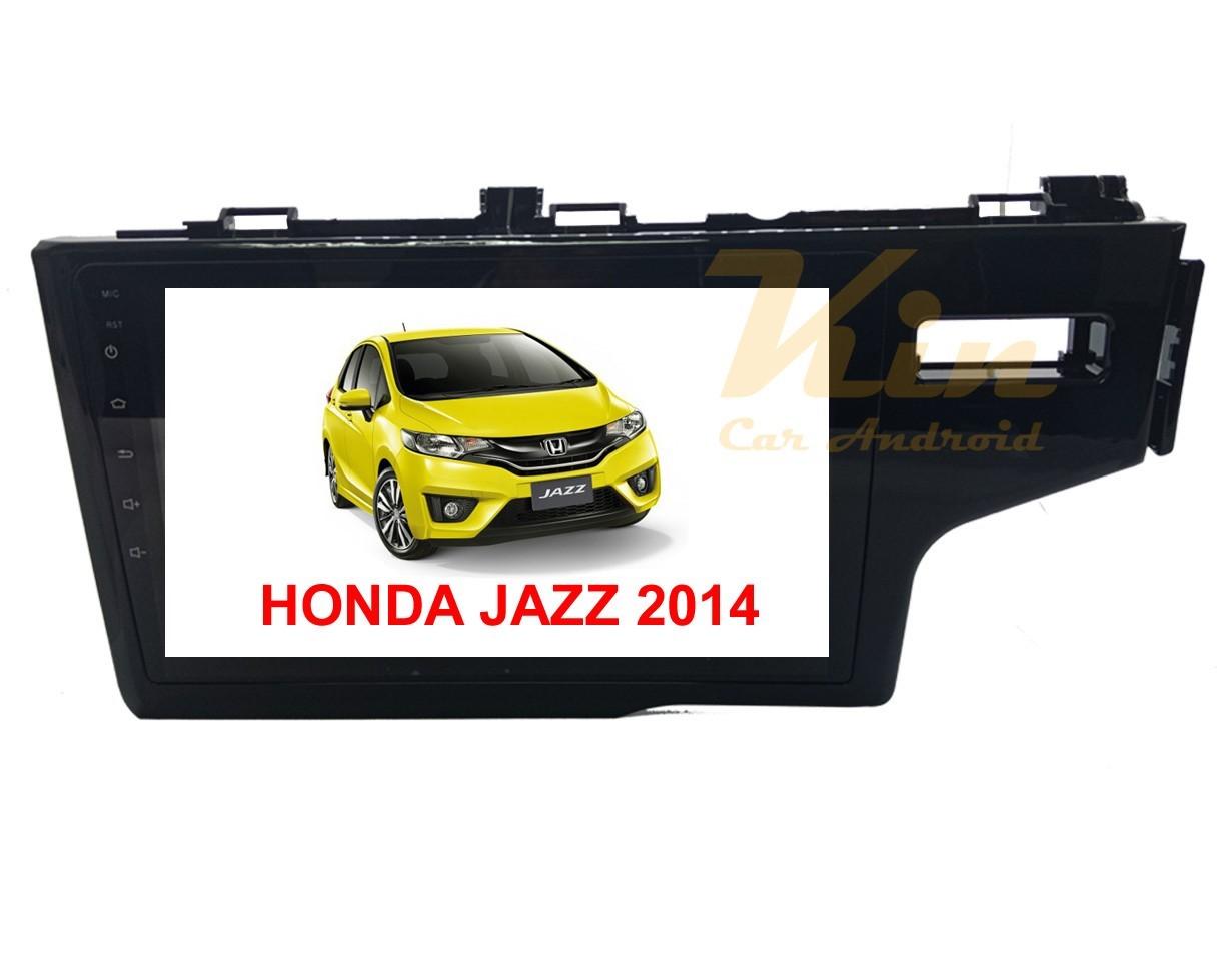 จอวิทยุแอนดรอยตรงรุ่น Honda Jazz (2014)