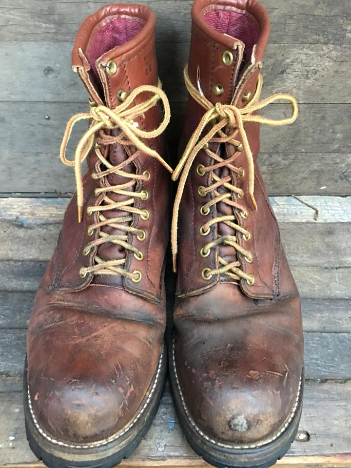 Red wing logger size 11.5