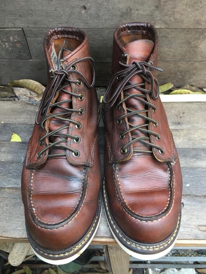 Redwing1907 size 9D/