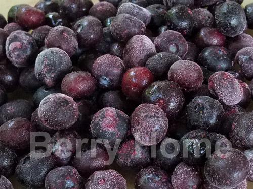 บลูเบอร์รี่แช่แข็ง (ลูกใหญ่) / Blueberry (1 กก.)