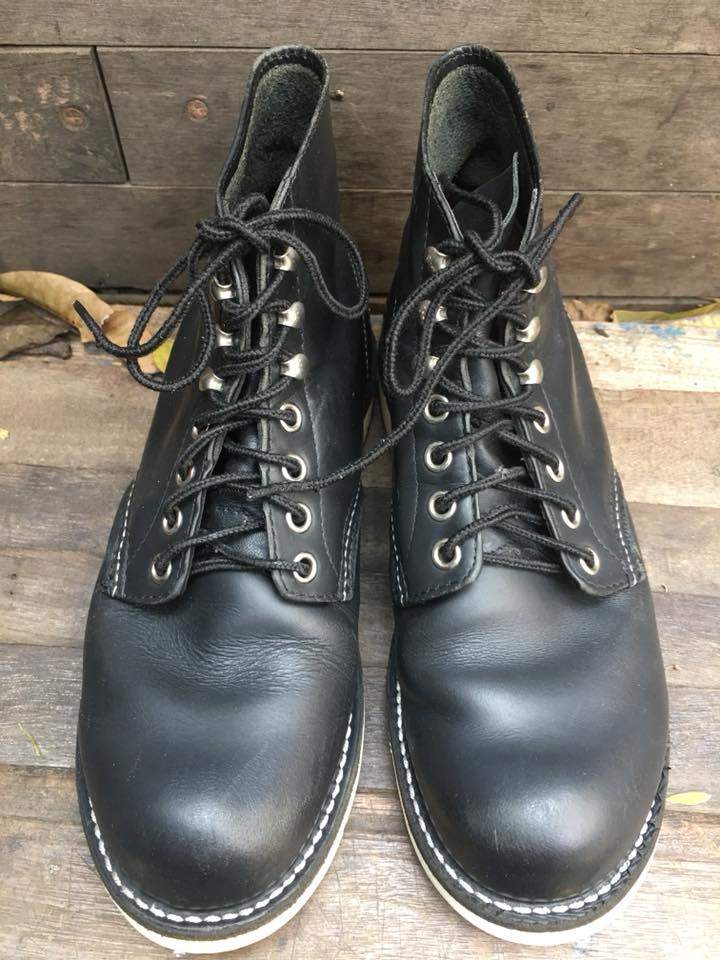 Redwing8165 size 5.5D