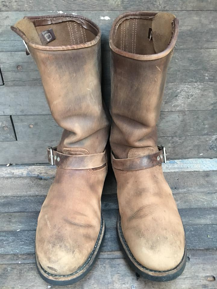 HD Engineer boot size 44