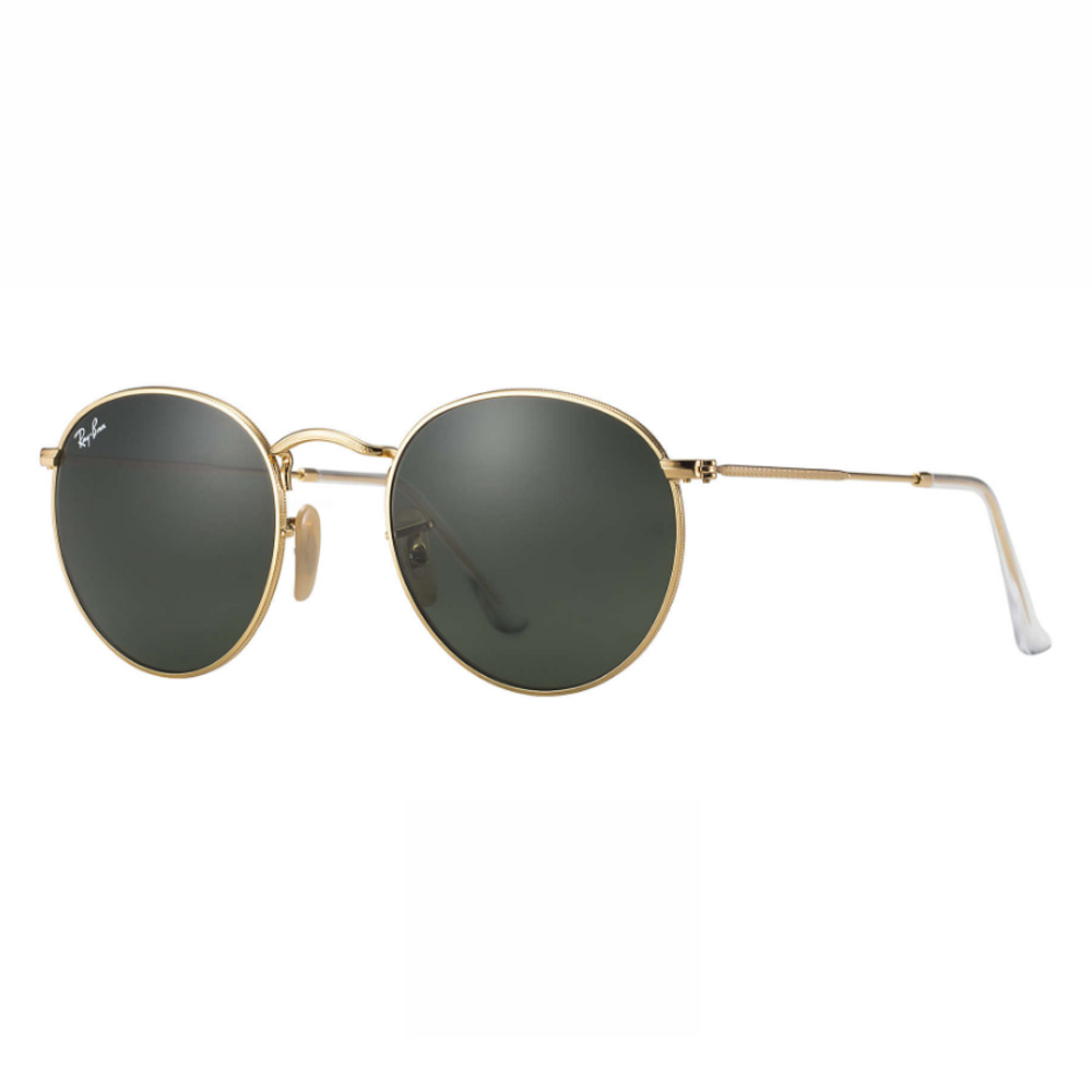 RayBan Round Metal RB3447 001 (50mm)