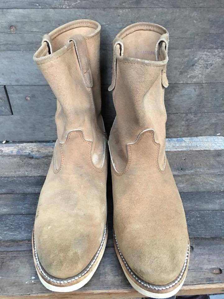 Boot unknowns brand usa size 8