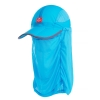 Nature Hike | Folding Quick-Dry Cap with Protective Breathable Mesh (Light Blue)