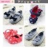 Baby Touch รองเท้าหัดเดิน โพลก้าดอท (Shoes - FG1)