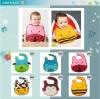 Baby Touch ผ้ากันเปื้อนเด็ก กันน้ำ รูปสัตว์ (Bibs - BA)