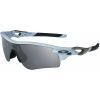 Oakley Radarlock Path : GP75 Limited Matte Blue Ice / Black Iridium + Clear Lens