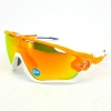 Oakley Jawbreaker - Fire Iridium Polarized