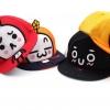 Baby Touch หมวกเด็ก 3ขวบขึ้นไป อีโมจิ(Hat - ZA)