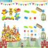 Baby Touch ของเล่นเด็ก ตัวต่อเลโก้ ชุดอลังการ (TBB1-2)