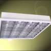 โคมตะแกรงสะท้อนแสง 4x18w
