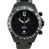 "Glam Rock ""Miami Beach"" Chronograph Black Color"
