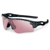 Oakley Radarlock Path (Asian Fit) : Carbon Fiber / G30 Iridium Vented Lens
