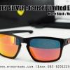Oakley Sliver : Ferrari Limited (Ruby Iridium Lens)