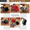 Baby Touch รองเท้าเด็ก รองเท้าพื้นแข็ง ทรงกีฬา N แบบคาด (Shoes - FHB1)