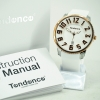 Tendence Gulliver Slim - White / Rose Gold