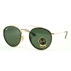 RayBan Round Double Bridge RB3647N 001 (51mm)