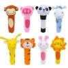 Baby Touch ของเล่นเด็ก ตุ๊กตาเด็ก แท่งสัตว์หรรษา (TDA1-8)