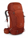 Osprey Kestrel 58L for Men - Red