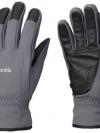 Columbia Men's Northport™ Insulated Softshell Glove - Graphite