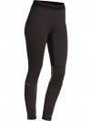 Wed'ze Women's Base Layer Trousers II - Black