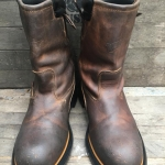 RED WING 2261 PULL-ON BOOT ((หัวเหล็ก))