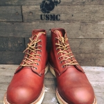 Redwing 9105 size 8.5D