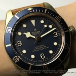 TUDOR BLACK BAY BRONZE BLUE XF V2