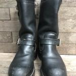 Vintage 1994 Chippewa Engineer Boots 10 Inch Black Engineer