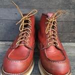 #VintageRedwing8875 size 9E
