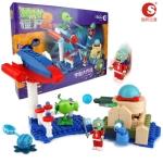 เลโก้ซอมบี้ Air Wars [Plants vs. Zombie]