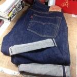 Levi's Vintage Clothing LVC 501 1966 W36L34