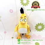 ตุ๊กตา ชัค Chuck Angry Birds 12 นิ้ว [M] [Rovio]
