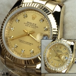 PRESIDENT 31 MM BOY SIZE + DIAMOND
