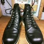 RED WING 8165 size 8.5D